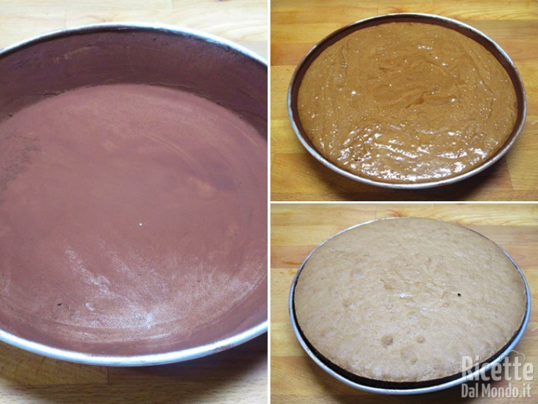 Torta al cioccolato 7