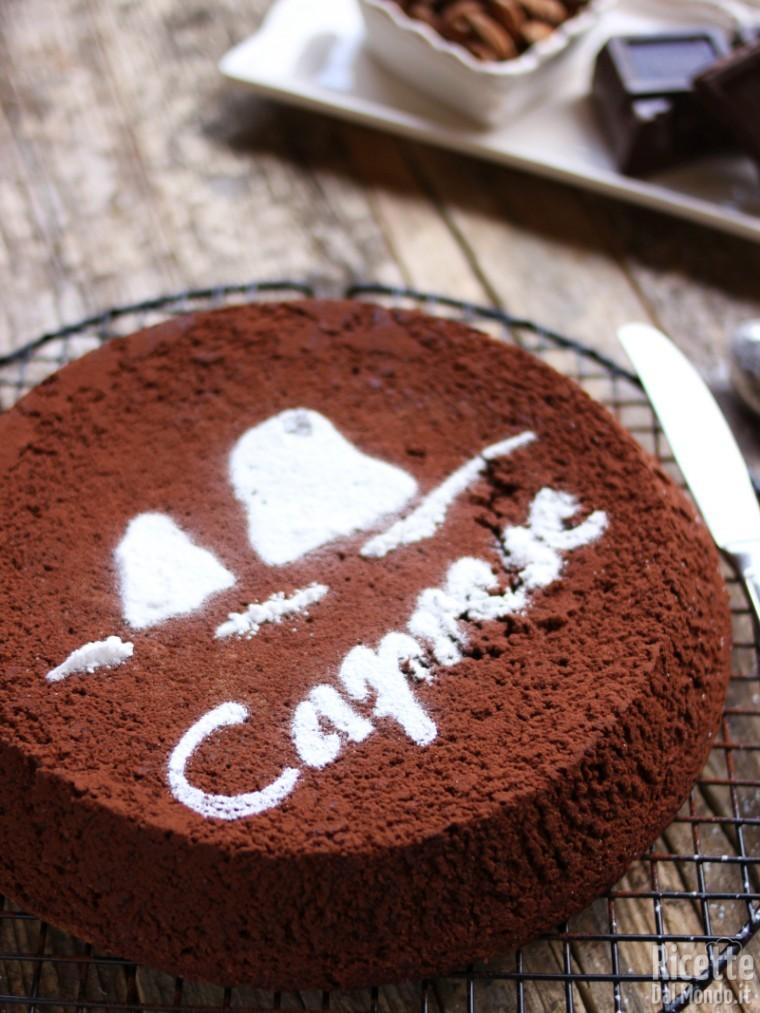 Torta al cioccolato 8
