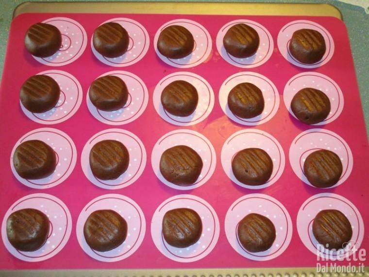 Biscotti al cioccolato senza burro | RicetteDalMondo.it