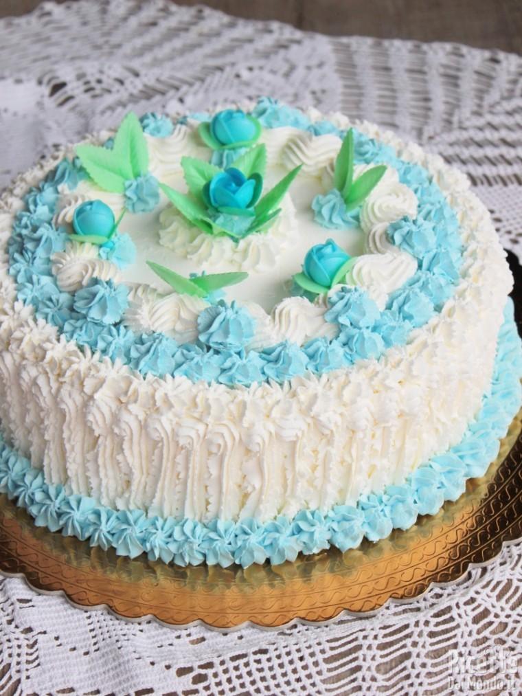 Torta Di Compleanno Al Cioccolato Ricettedalmondo It