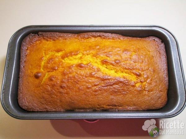 Ricetta plumcake soffice alle carote
