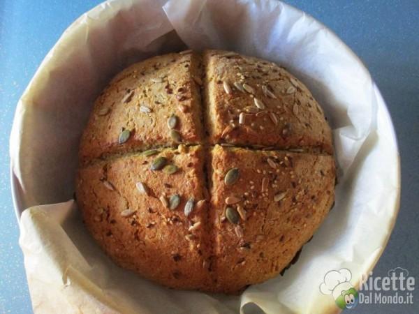 Pane senza lievito 9