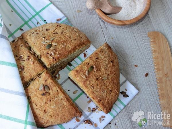 Come fare il soda bread - pane senza lievito