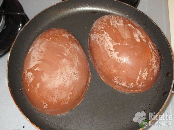 Uovo di Pasqua fatto in casa 7
