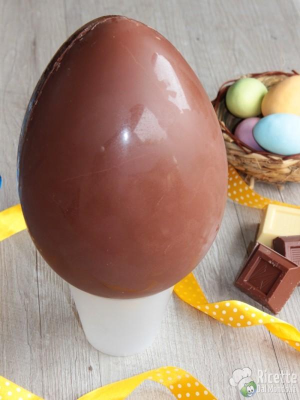 Come fare l'uovo kinder fatto in casa