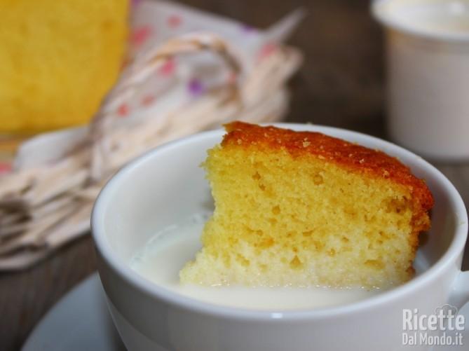 Ricetta del plumcake come quello del Mulino Bianco