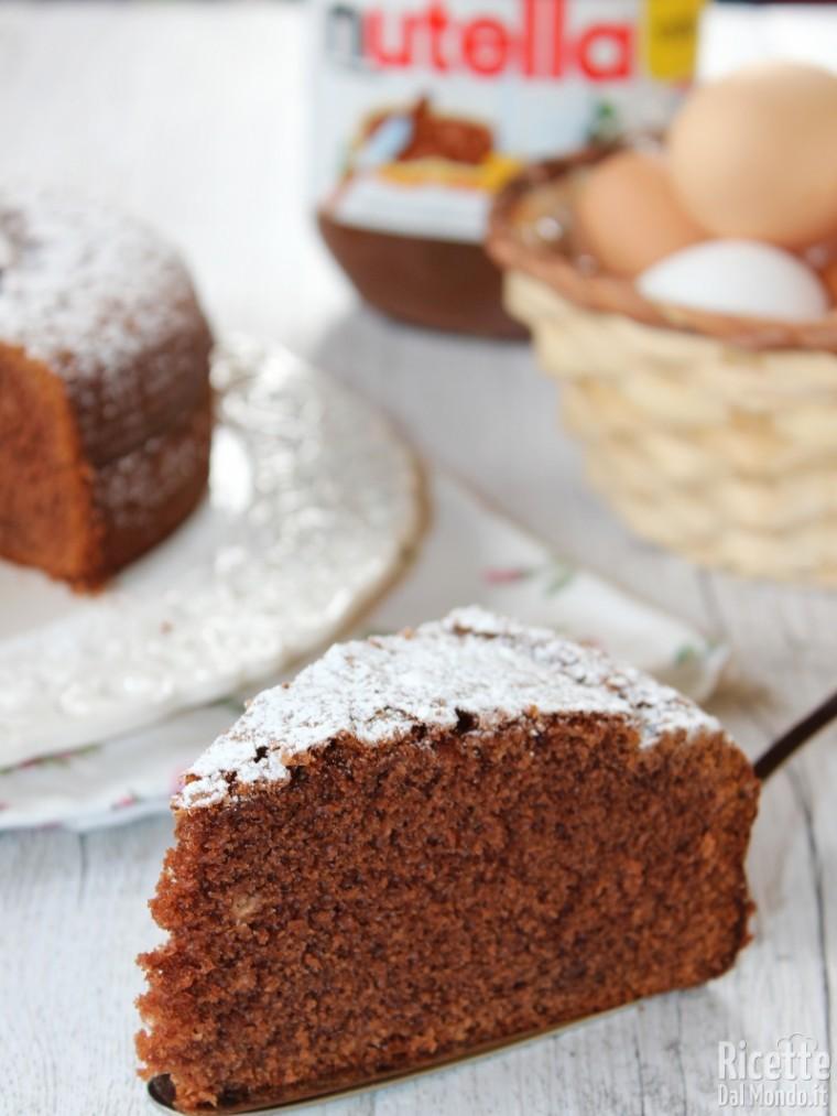 Come fare la torta alla Nutella
