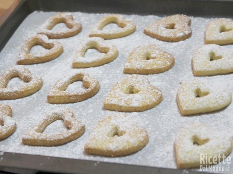 Biscotti di frolla con marmellata 13