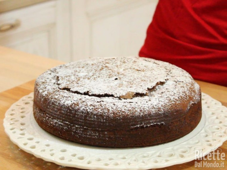 Ricetta torta nutellotta con bimby