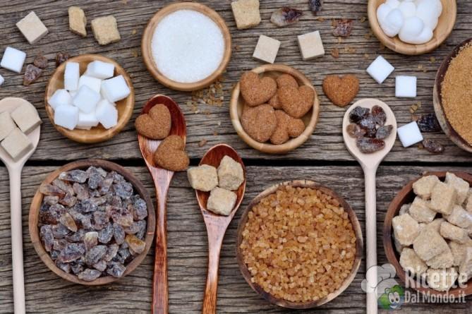 Come sostituire zucchero nei dolci