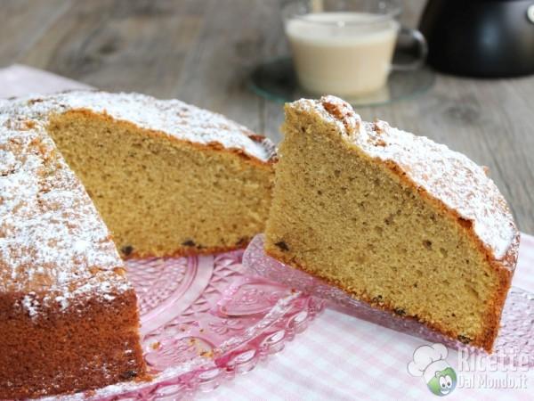 Ricetta torta al cappuccino Bimby