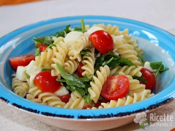 Come fare una insalata di pasta