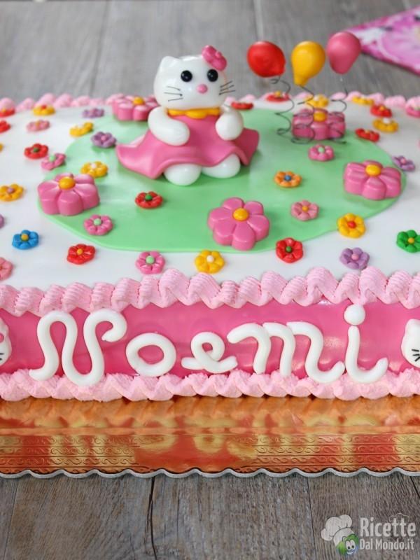 Come fare la torta di Hello Kitty