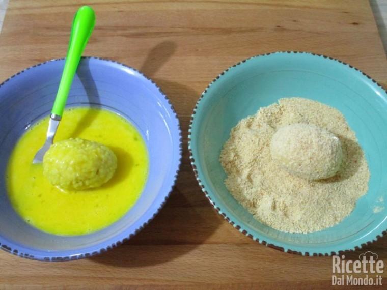 Crocchette di riso 8