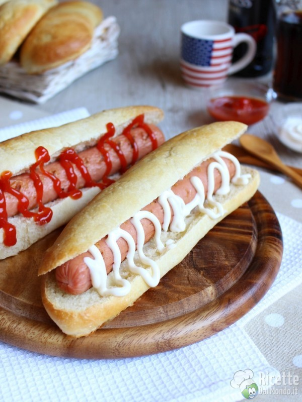 Come fare i panini per hot dog