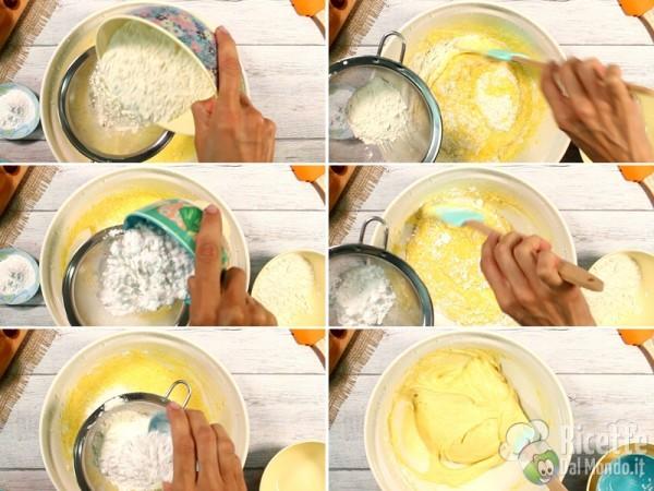 Torta soffice con le ciliegie 5