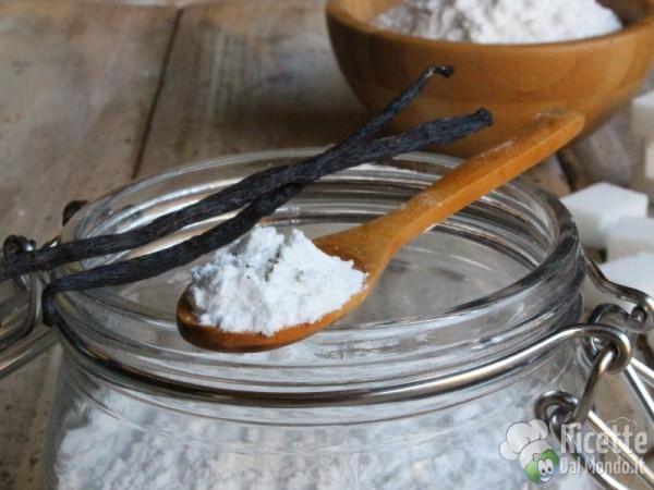 Come fare lo zucchero vanigliato 2