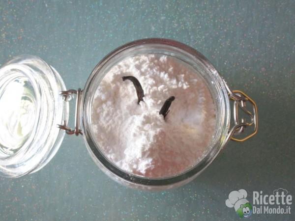 Zucchero vanigliato 5