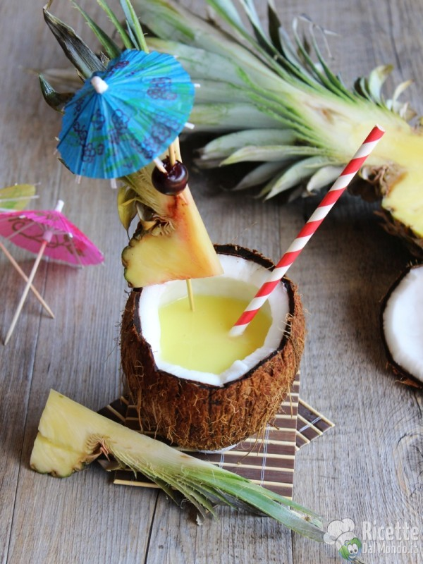Cocktail Piña Colada