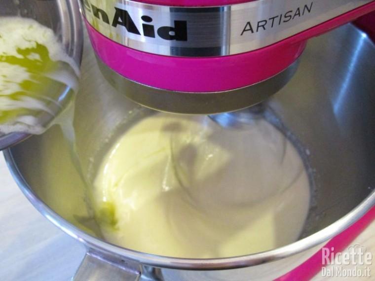 Torta al latte di cocco e lime 5
