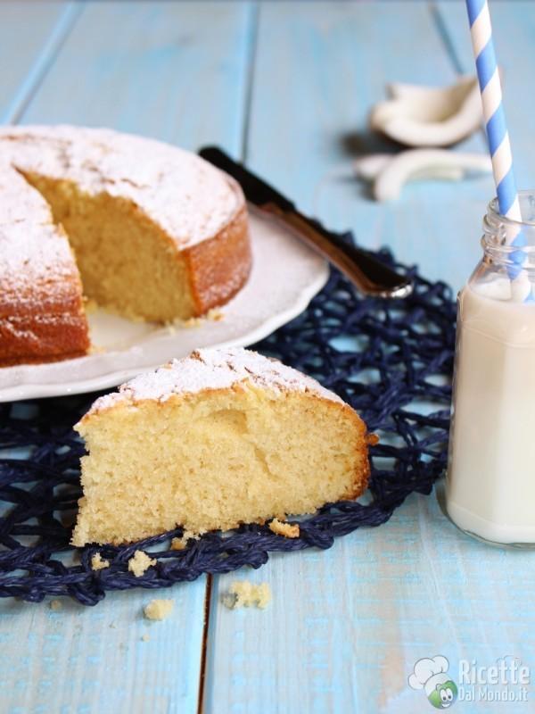 Come fare la torta al latte di cocco