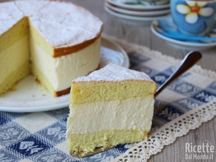 Ricetta käse sahne torte