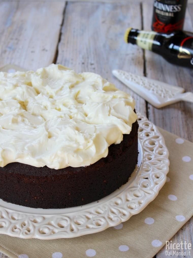 Come fare la guinness cake