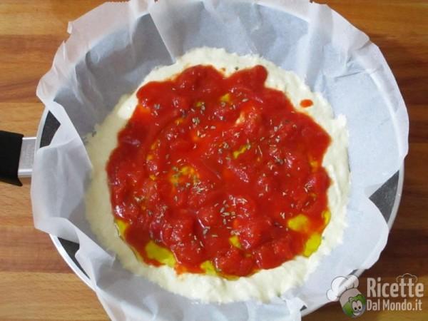 Pizza in padella 7