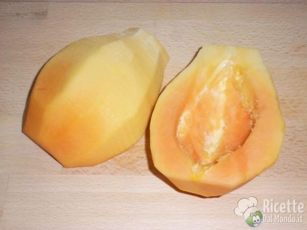 Come tagliare la papaya 10
