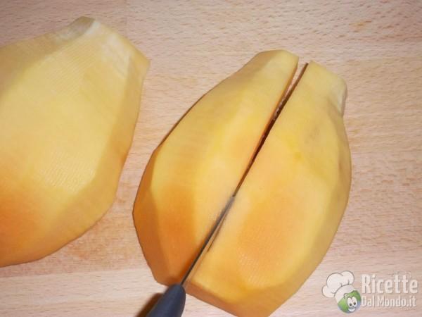 Come pulire e tagliare la papaya 11