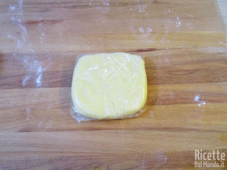 Torta al formaggio tedesca 4