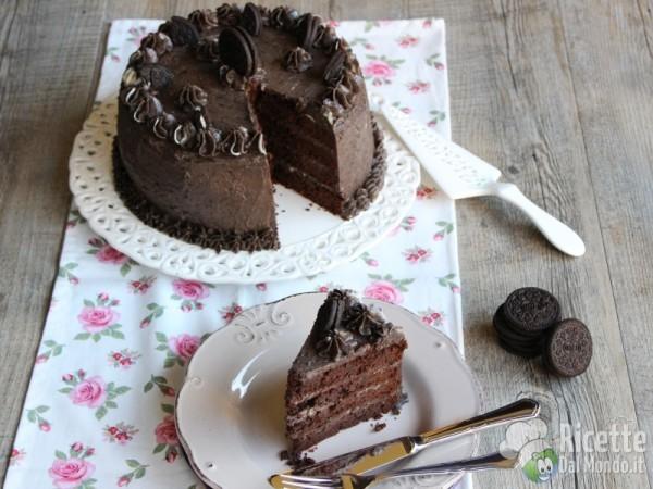 Torta Oreo, dream pie