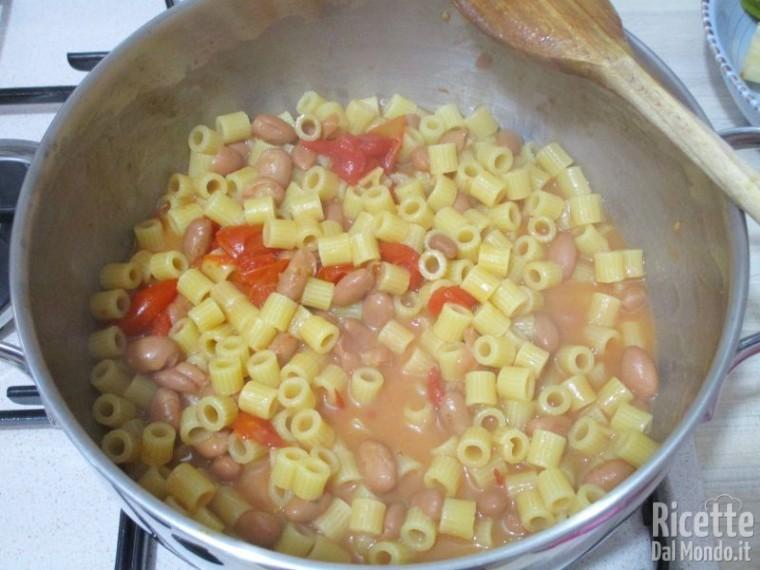 Pasta e fagioli 7