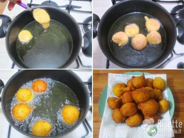 Frittelle di zucca dolci 10