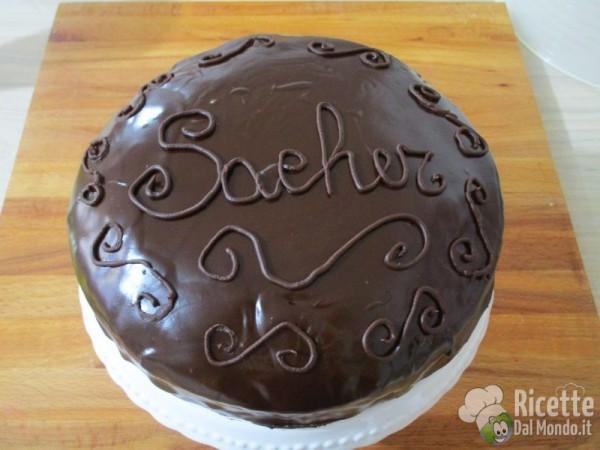 Torta Sacher 11