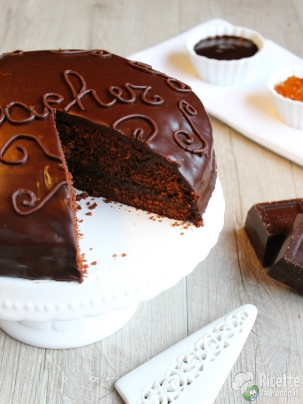 Come fare la torta Sacher