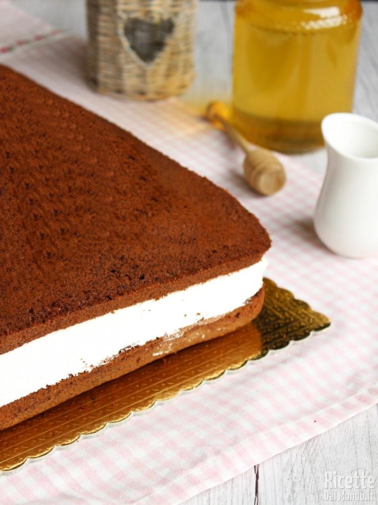 Come fare la torta fetta al latte