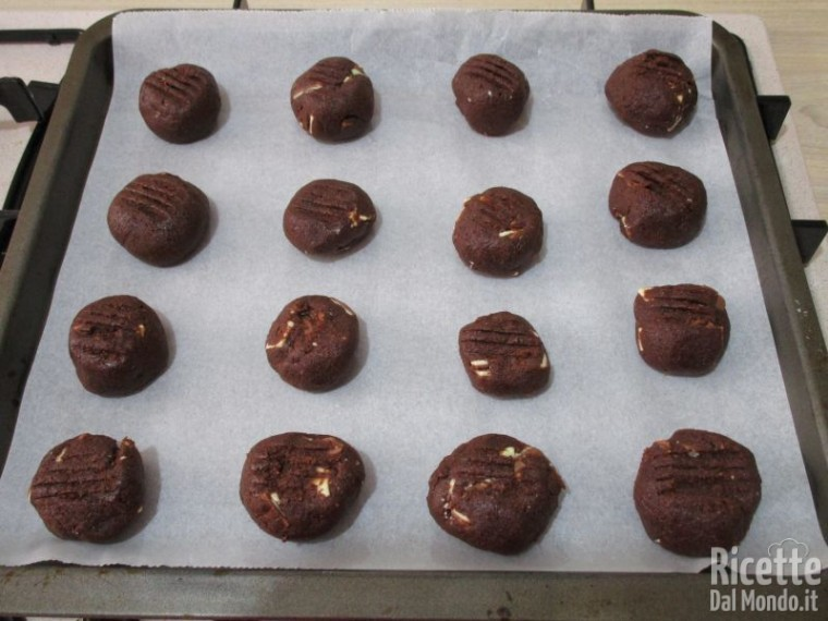 Biscotti al cioccolato Kinder 4