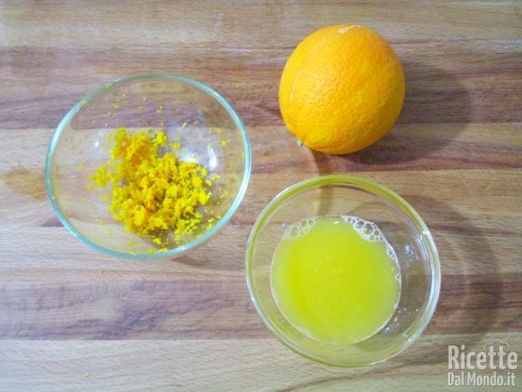 Plumcake all'arancia 2