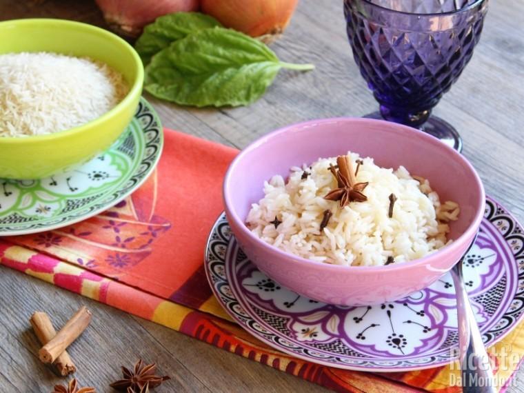 Ricetta riso pilaf