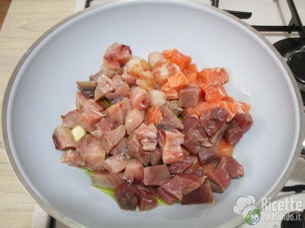 Lasagne bianche di pesce 3