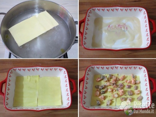 Lasagne di pesce 6