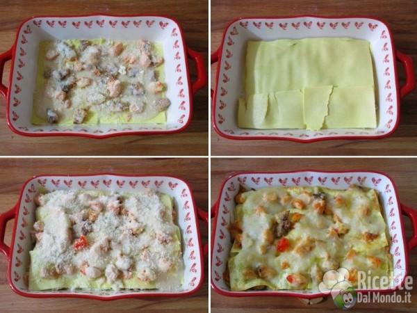 Lasagne di pesce 7