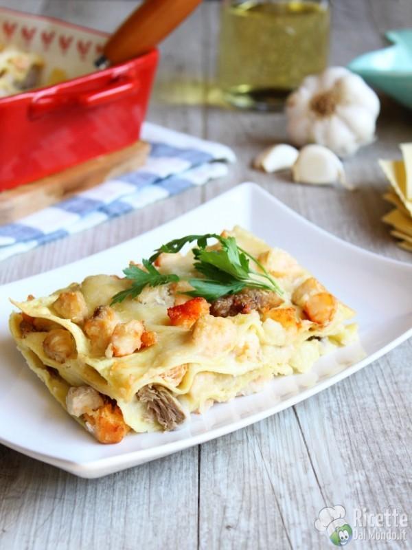 Come fare le lasagne di pesce