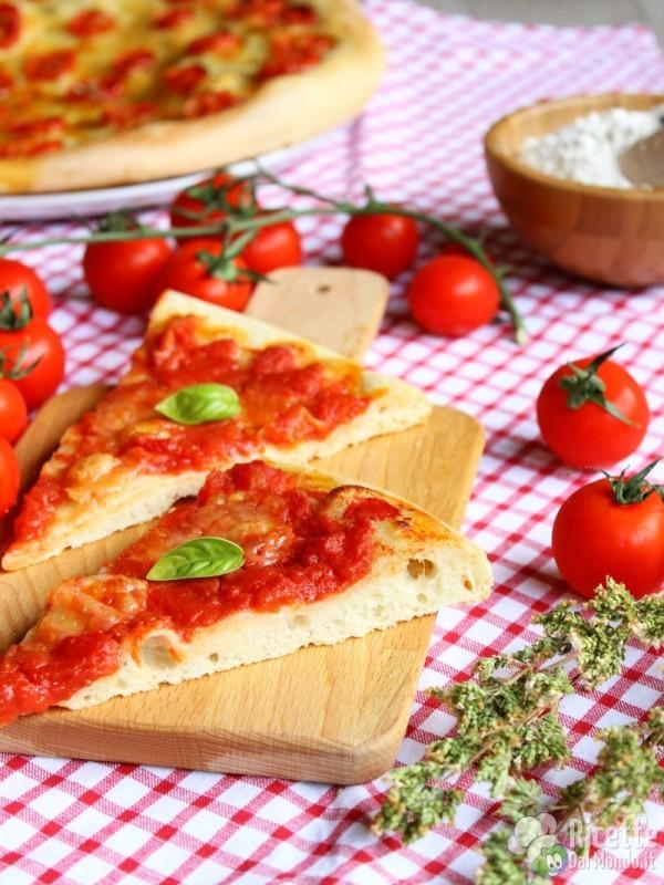 Come fare la pizza con lievito madre