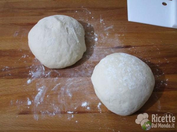 Pizza con lievito naturale 8