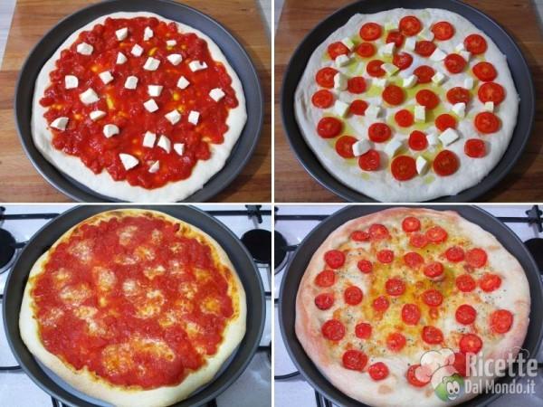 Pizza con lievito madre 10