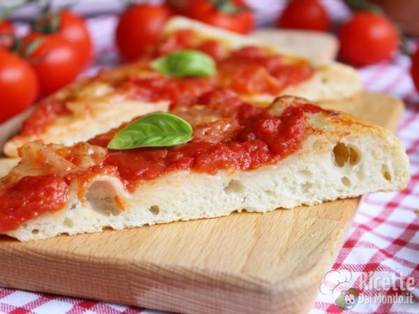 Ricetta pizza con lievito madre