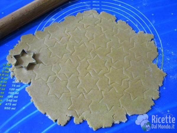 Ghirlanda di biscotti 7