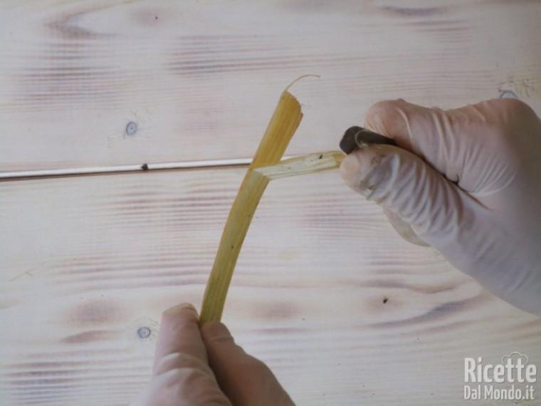 Come pulire il cardo 10